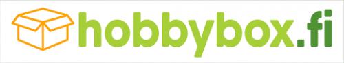 Hobbybox tarjous: Ilmaiset toimitukset yli 30€ tilauksiin